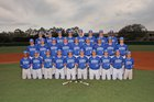 Jesuit Tigers Boys Varsity Baseball Spring 17-18 team photo.