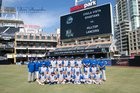 Chula Vista Spartans Boys Varsity Baseball Spring 17-18 team photo.