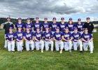 Sumner Spartans Boys Varsity Baseball Spring 17-18 team photo.
