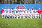 Simpson Academy Cougars Boys Varsity Baseball Spring 17-18 team photo.