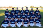 Branham Bruins Boys Varsity Baseball Spring 17-18 team photo.