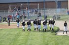 South Vermillion Wildcats Boys Varsity Baseball Spring 17-18 team photo.