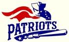 Union County Patriots Boys Varsity Baseball Spring 17-18 team photo.