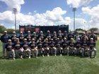 William Penn Charter Quakers Boys Varsity Baseball Spring 17-18 team photo.