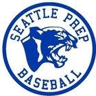 Seattle Prep Panthers Boys Varsity Baseball Spring 17-18 team photo.