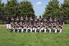 Archbishop Curley Friars Boys Varsity Baseball Spring 17-18 team photo.