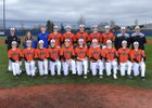 Auburn Mountainview Lions Boys Varsity Baseball Spring 17-18 team photo.