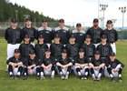 Emerald Ridge Jaguars Boys Varsity Baseball Spring 17-18 team photo.