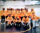 Randallstown Rams Boys Varsity Baseball Spring 17-18 team photo.