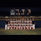 Santa Fe Raiders Boys Varsity Baseball Spring 17-18 team photo.