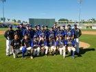 Gateway Charter Griffins Boys Varsity Baseball Spring 17-18 team photo.