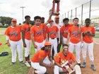 Bay Tech  Boys Varsity Baseball Spring 17-18 team photo.