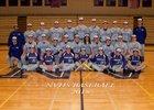 Nooksack Valley Pioneers Boys Varsity Baseball Spring 17-18 team photo.
