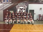 Riverside Rebels Boys Varsity Baseball Spring 17-18 team photo.