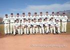 La Cueva Bears Boys Varsity Baseball Spring 17-18 team photo.