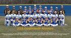 Crawfordsville Athenians Boys Varsity Baseball Spring 17-18 team photo.