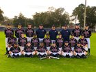 Escambia Gators Boys Varsity Baseball Spring 17-18 team photo.