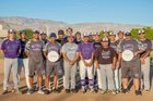 Shadow Hills Knights Boys Varsity Baseball Spring 17-18 team photo.