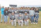 Del Norte Knights Boys Varsity Baseball Spring 17-18 team photo.