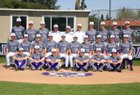 Amador Valley Dons Boys Varsity Baseball Spring 17-18 team photo.