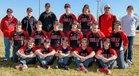 Chillicothe Hornets Boys Varsity Baseball Spring 17-18 team photo.