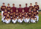 Tolleson Wolverines Boys Varsity Baseball Spring 17-18 team photo.