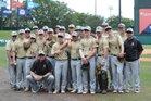 Mendon Vikings Boys Varsity Baseball Spring 17-18 team photo.