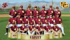 Salpointe Catholic Lancers Boys Varsity Baseball Spring 17-18 team photo.