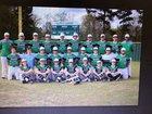 Genoa Central Dragons Boys Varsity Baseball Spring 17-18 team photo.