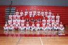 Wilson Bulldogs Boys Varsity Baseball Spring 17-18 team photo.
