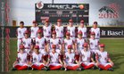 New Mexico Military Institute Colts Boys Varsity Baseball Spring 17-18 team photo.