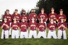 Winlock Cardinals Boys Varsity Baseball Spring 17-18 team photo.