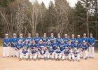 Esko Eskomos Boys Varsity Baseball Spring 17-18 team photo.