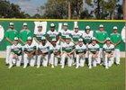Suwannee Bulldogs Boys Varsity Baseball Spring 17-18 team photo.