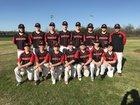 Magazine Rattlers Boys Varsity Baseball Spring 17-18 team photo.