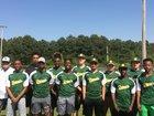Mineral Springs Hornets Boys Varsity Baseball Spring 17-18 team photo.