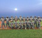 Lordsburg Mavericks Boys Varsity Baseball Spring 17-18 team photo.