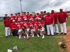 Robstown Cottonpickers Boys Varsity Baseball Spring 17-18 team photo.