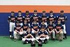 Subiaco Academy Trojans Boys Varsity Baseball Spring 17-18 team photo.
