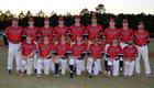 Wake County HomeSchool Warriors Boys Varsity Baseball Spring 17-18 team photo.