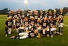 Gary Bobcats Boys Varsity Baseball Spring 17-18 team photo.