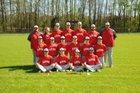 Glen Rose Beavers Boys Varsity Baseball Spring 17-18 team photo.