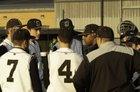 Boonville Pioneers Boys Varsity Baseball Spring 17-18 team photo.