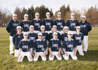Lynden Christian Lyncs Boys Varsity Baseball Spring 17-18 team photo.