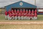 Mt. Spokane Wildcats Boys Varsity Baseball Spring 17-18 team photo.