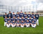 Summit SkyHawks Boys Varsity Baseball Spring 17-18 team photo.