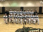 Taylor Allderdice Dragons Boys Varsity Baseball Spring 17-18 team photo.