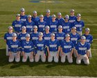Harrison Goblins Boys Varsity Baseball Spring 17-18 team photo.