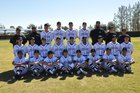 Rancho Cucamonga Cougars Boys Varsity Baseball Spring 17-18 team photo.