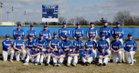Carlinville Cavaliers Boys Varsity Baseball Spring 17-18 team photo.